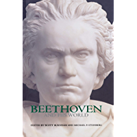 Beethoven and His World (The Bard Music Festival Book 48) book cover