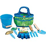 Children's Gardening Tools Kit - Blue