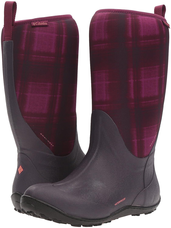 Columbia Women's 8.5 Snowpow Tall Print Omni-Heat Snow Boot B0183QBD1C 8.5 Women's B(M) US|Intense Violet/Melonade 135b70