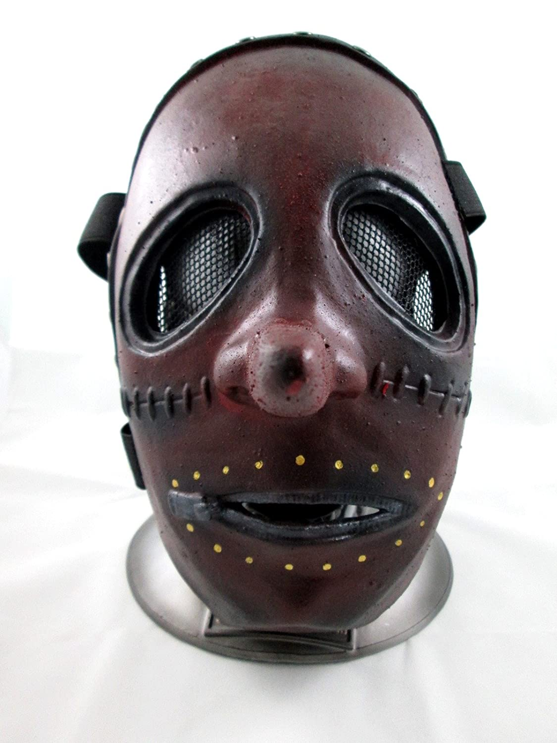 Amazon.com: Slipknot Chris Fehn Long Nose Mask Halloween Mask Prop: Clothing