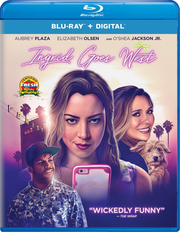 Ingrid Goes West [Blu-ray]