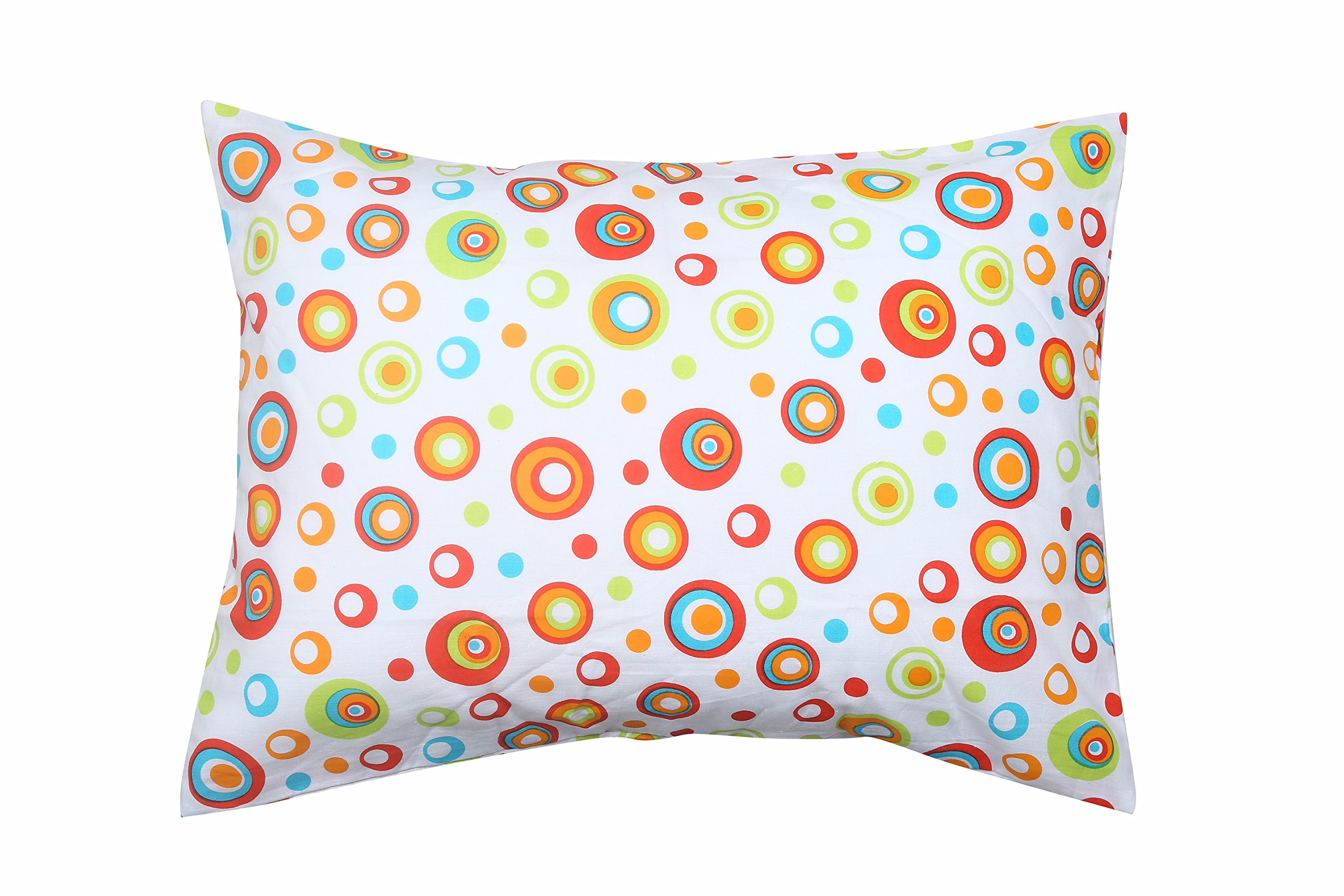 YourEcoFamily Toddler Pillow-14x19,Certified