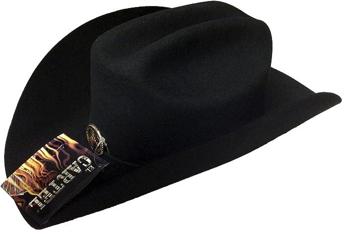Amazon.com: Texana 50 x El Cartel (spcls) solo tamaño 7 1/2 ...