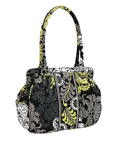 Vera Bradley Frame Bag in Baroque  Handbags  Amazon.com 1225cf5a9d11a