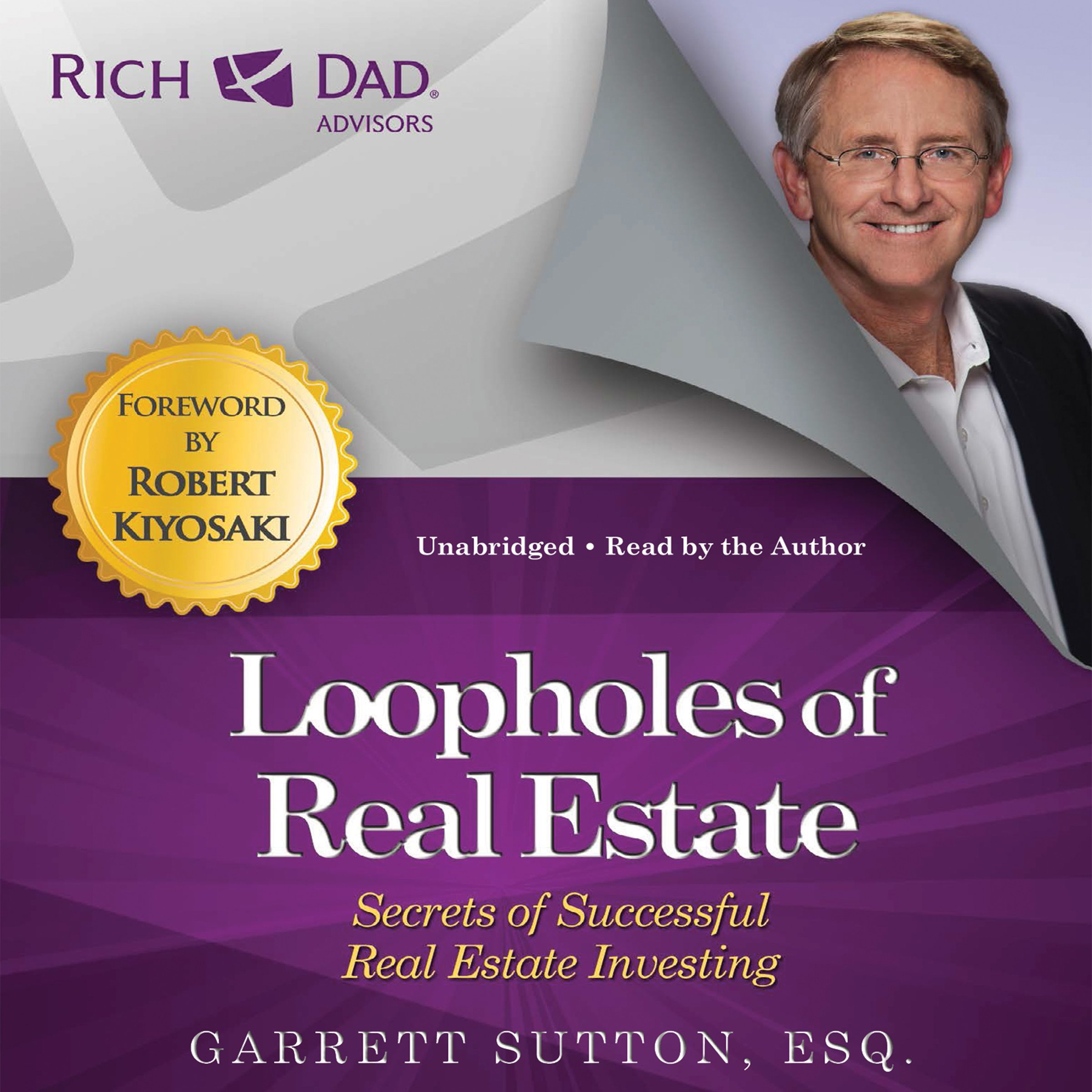 Loopholes Of Real Estate  Secrets Of Successful Real Estate Investing  Rich Dad Advisors