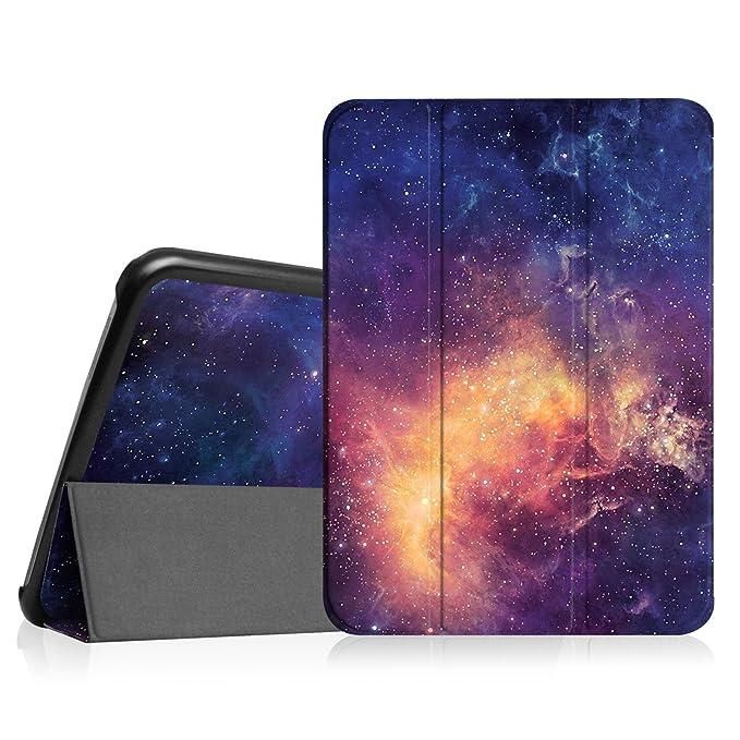 cf8743a112a Fintie SlimShell Funda para Samsung Galaxy Tab 4 10.1