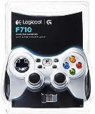 LOGICOOL ワイヤレスゲームパッド F710r 【MHG2認証対応】