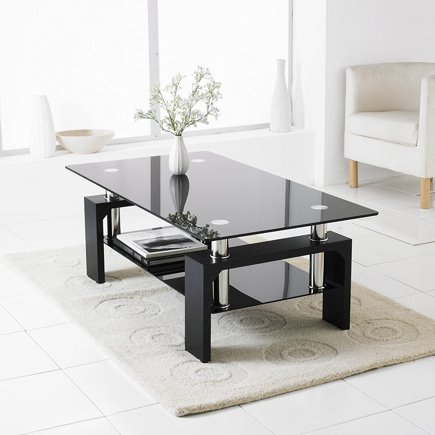 Modern table for living room for Modern living room coffee tables