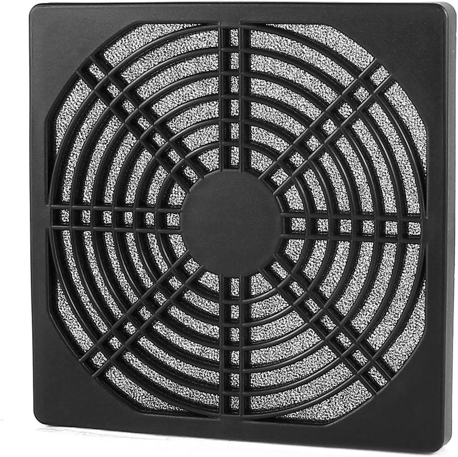 5pcs 120mm Fan Mesh Computer Case PC Laptop Fan Dust Filter Cover Grills