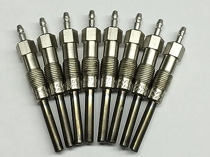 Wellman Glow Plugs for Military HMMWV 6.5 L 6.2 L sel M998 M1114 Glowplugs on