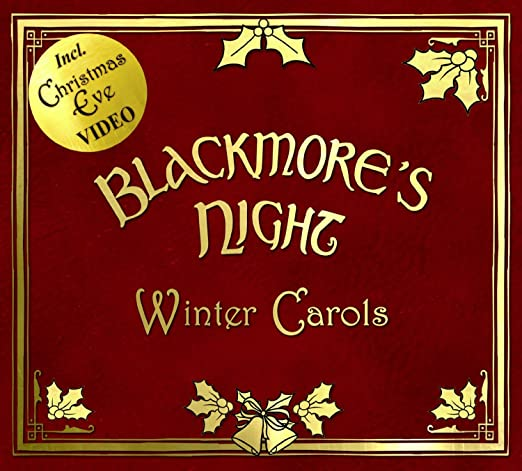 winter carols 2013 edition blackmore 39 s night amazon. Black Bedroom Furniture Sets. Home Design Ideas