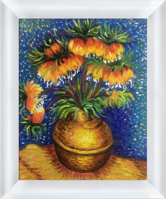 "20/""x26/""  Art on Canvas Fritillaries Vincent Van Gogh"