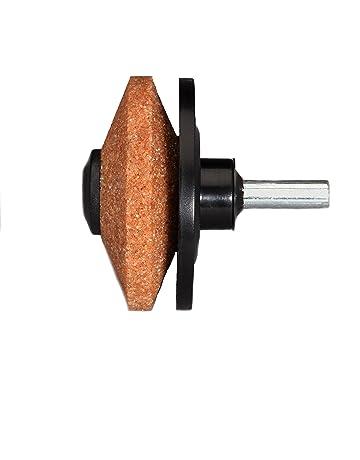 Multi-Sharp 1301 Afilador de Cuchillas Multiuso para Cortacésped Rotativo, Espadas, Azadas,
