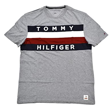 Cheap Online Store Pure Cotton Logo T-Shirt - Sales Up to -50% Tommy Hilfiger Free Shipping New Arrival Clearance Pick A Best Cheap Prices S9kC9L