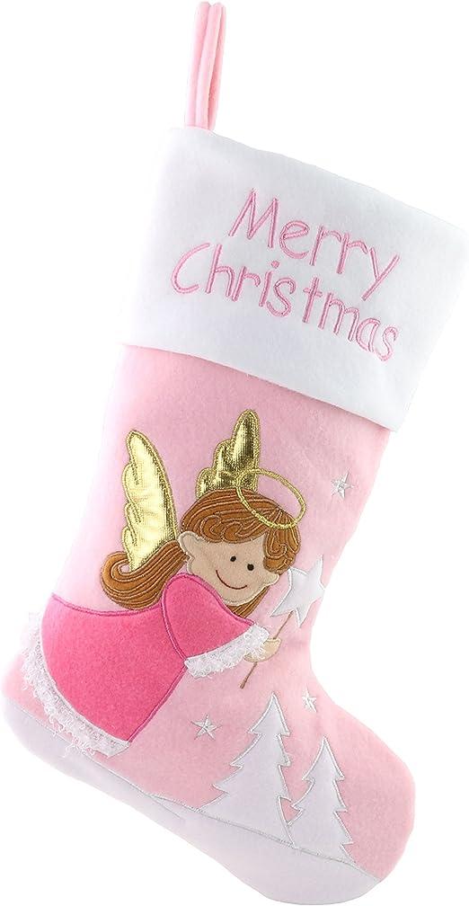 Personalised First Christmas 2018 Bib Baby Embroidered Gift Keep Sake Xmas 1st