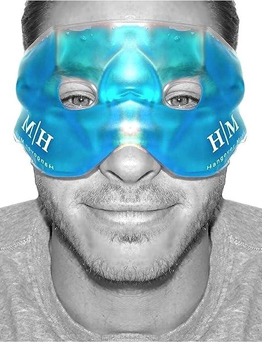 Amazon.com: Máscara de gel para ojos, máscara de resaca ...