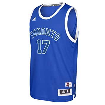 b9a4d6650b0 adidas BE9787 NBA Hardwood Classics Swingman Jersey #17 Jonas Valanciunas,  Toronto Raptors, Sports & Outdoors - Amazon Canada