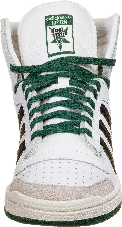 adidas Top Ten Hi, Basket Homme: : Chaussures et Sacs