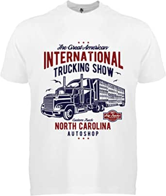 FMstyles Big Truck Show Unisex Tshirt FMS378