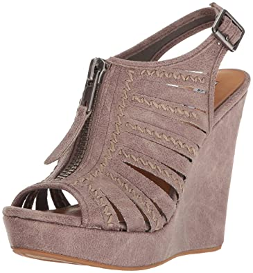Rampage Chamomile Women's Peep ... Toe Wedge Sandals clearance for cheap cheap footlocker finishline really cheap price sale sale online ZJ0Yh
