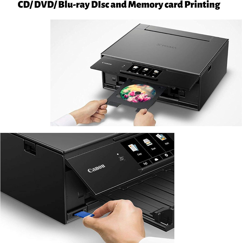 Amazon.com: Canon Wireless Pixma TS9120 - Impresora todo en ...