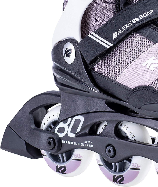 K2 Damen Alexis 80 Boa Inline Skates