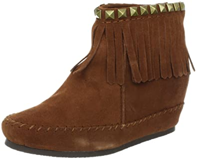 skechers moccasin boots