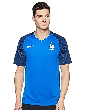 promo code 2342f ddc95 2016-2017 France Home Nike Football Shirt, Jerseys - Amazon ...