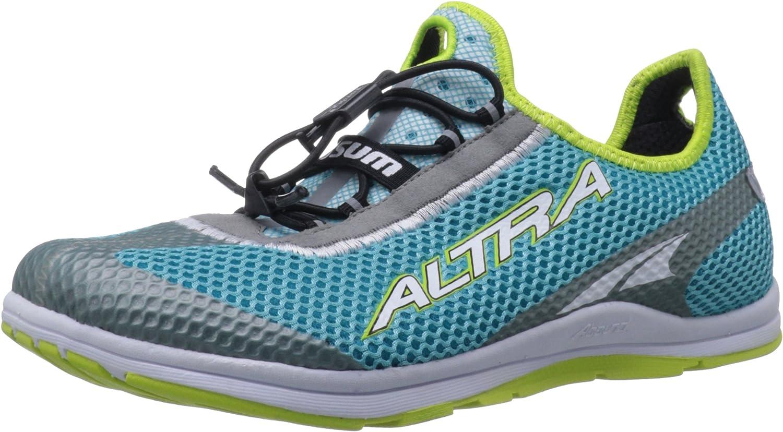Altra 3-Sum - Zapatillas de running para mujer, Azul (Verde Aqua), 10 C/D US: Amazon.es: Zapatos y complementos