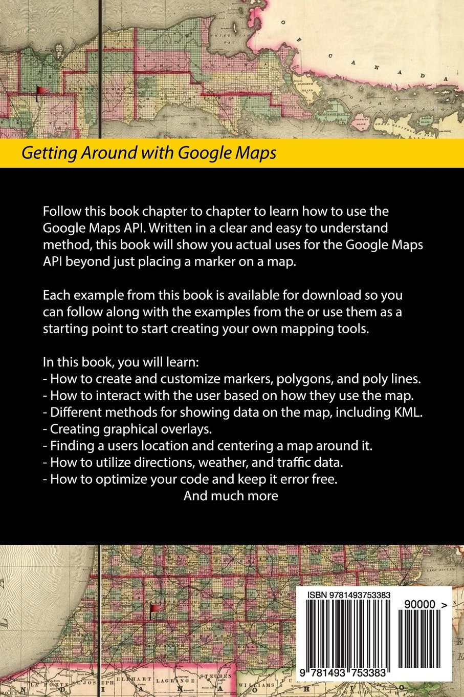 Getting Around With Google Maps A Programmers Guide To The - Google map user location