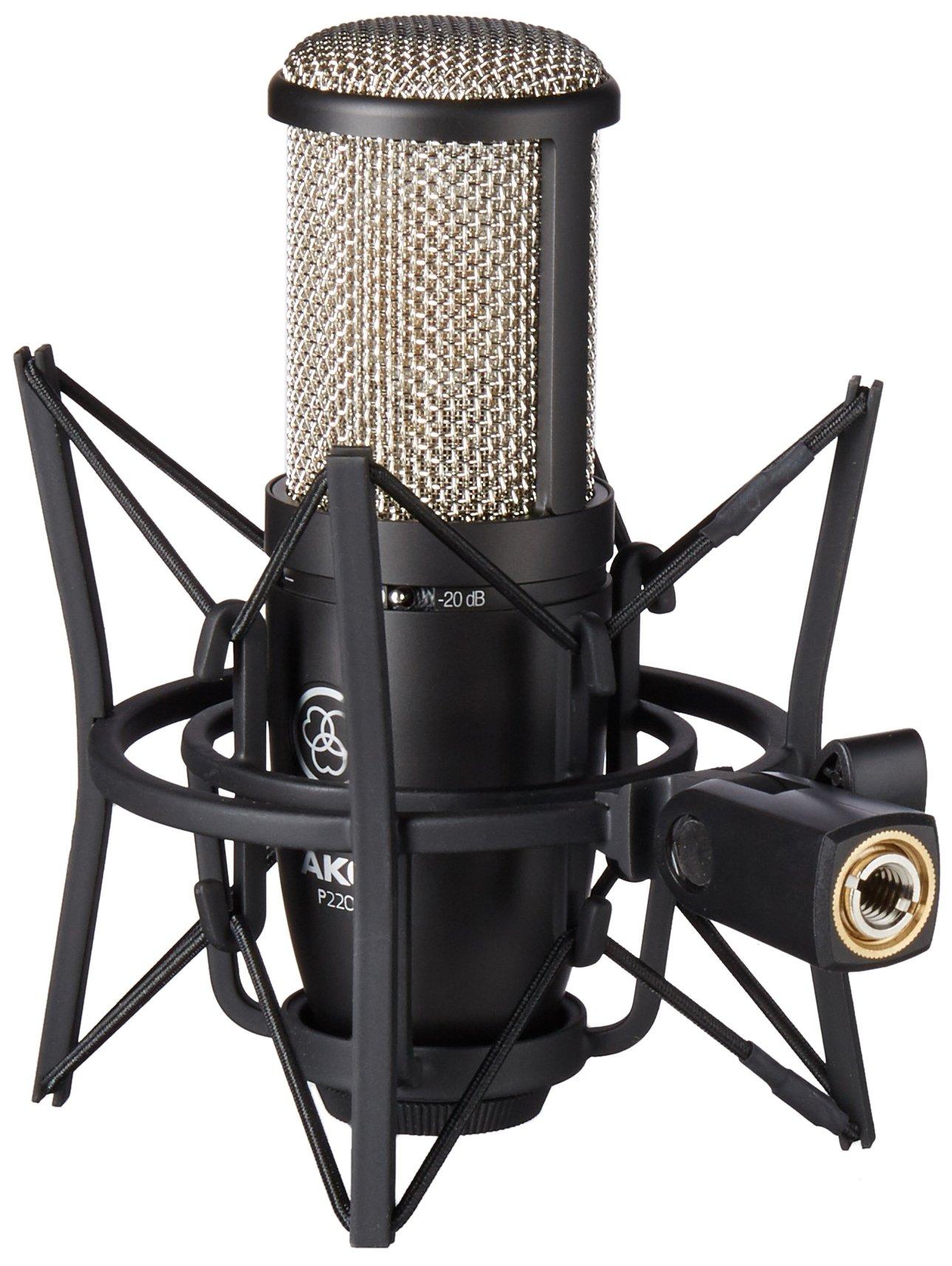 AKG Perception 220 Professional Studio Microphone by AKG Pro Audio (Image #2)