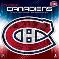 Montreal Canadiens   2016 Wall Calendar