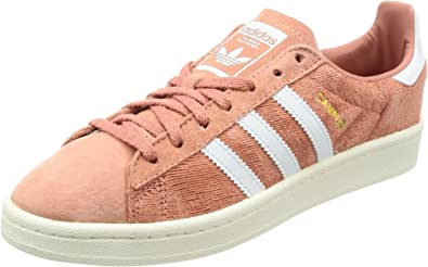 Campus Trainers Raw Footwear US8.5 Pink