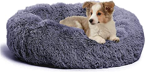 pink dog bed,3 sizes High quality dog bed Cozy dog beds Modern dog sofa purple Washable pet bed