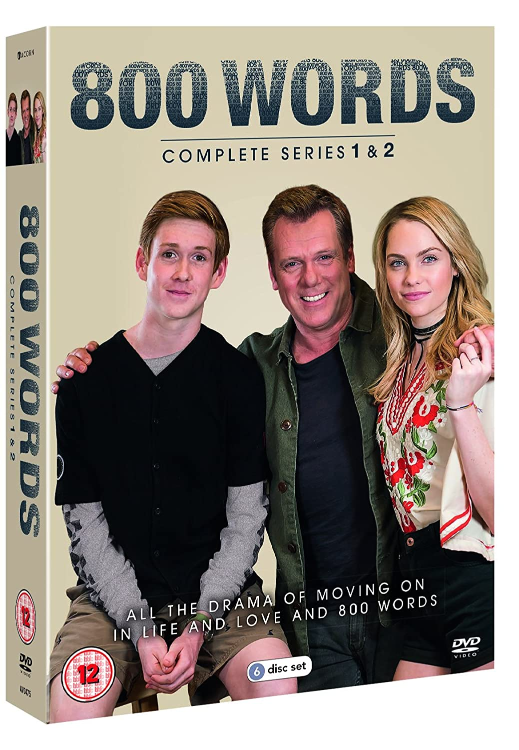 800 Words: Series One and Two Box Set