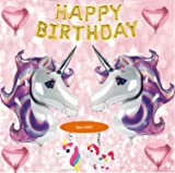42 PIECES Unicorn Party Supplies Set & Party