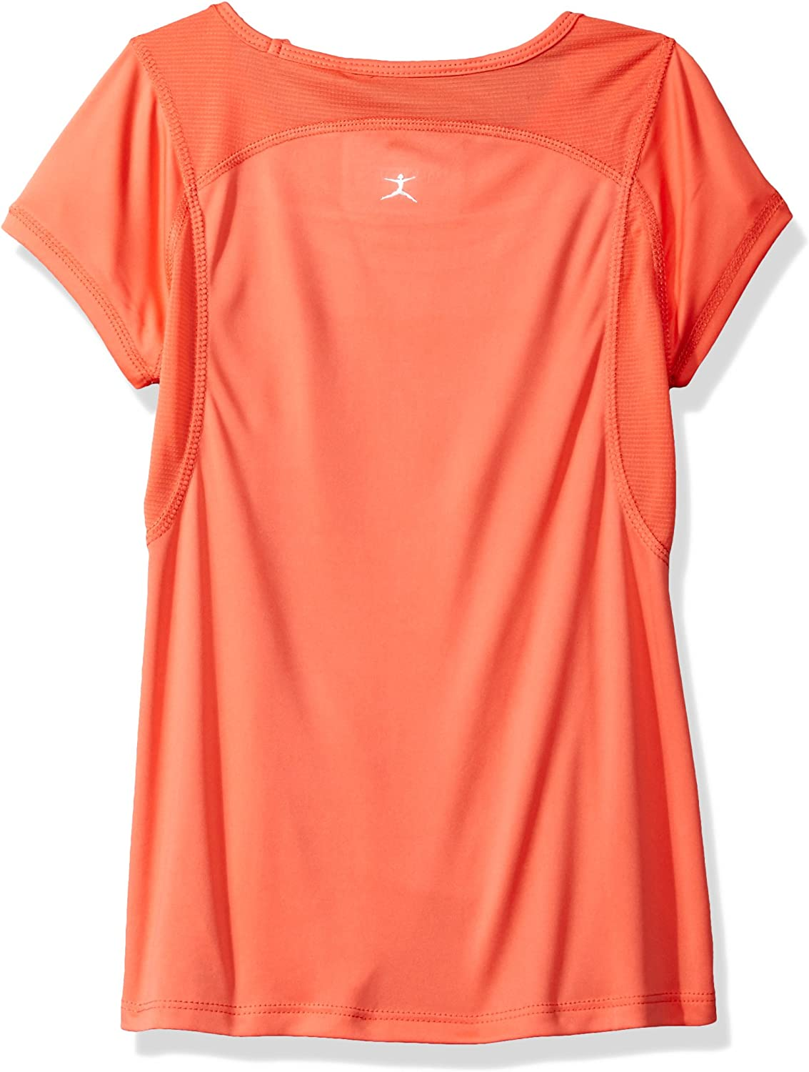 Danskin Girls Big Relay Performance Tee