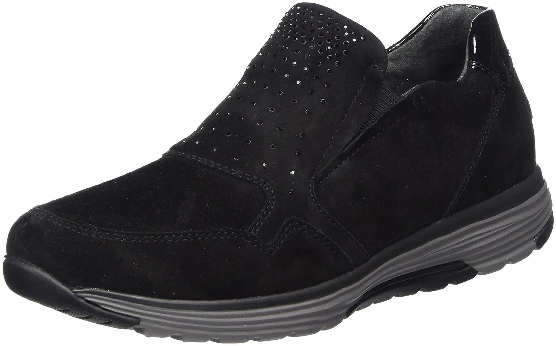 Gabor B00IP0QEL6 Shoes Rollingsoft, Derbys Derbys Femme Noir Noir (47 Schwarz) a8a4abd - jessicalock.space
