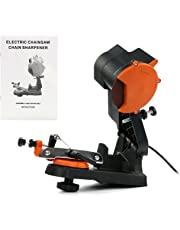 Yaetek Electric Chainsaw Sharpener Chain Saw Grinder 4800RPM Bench Wall or Vise Mount Tool
