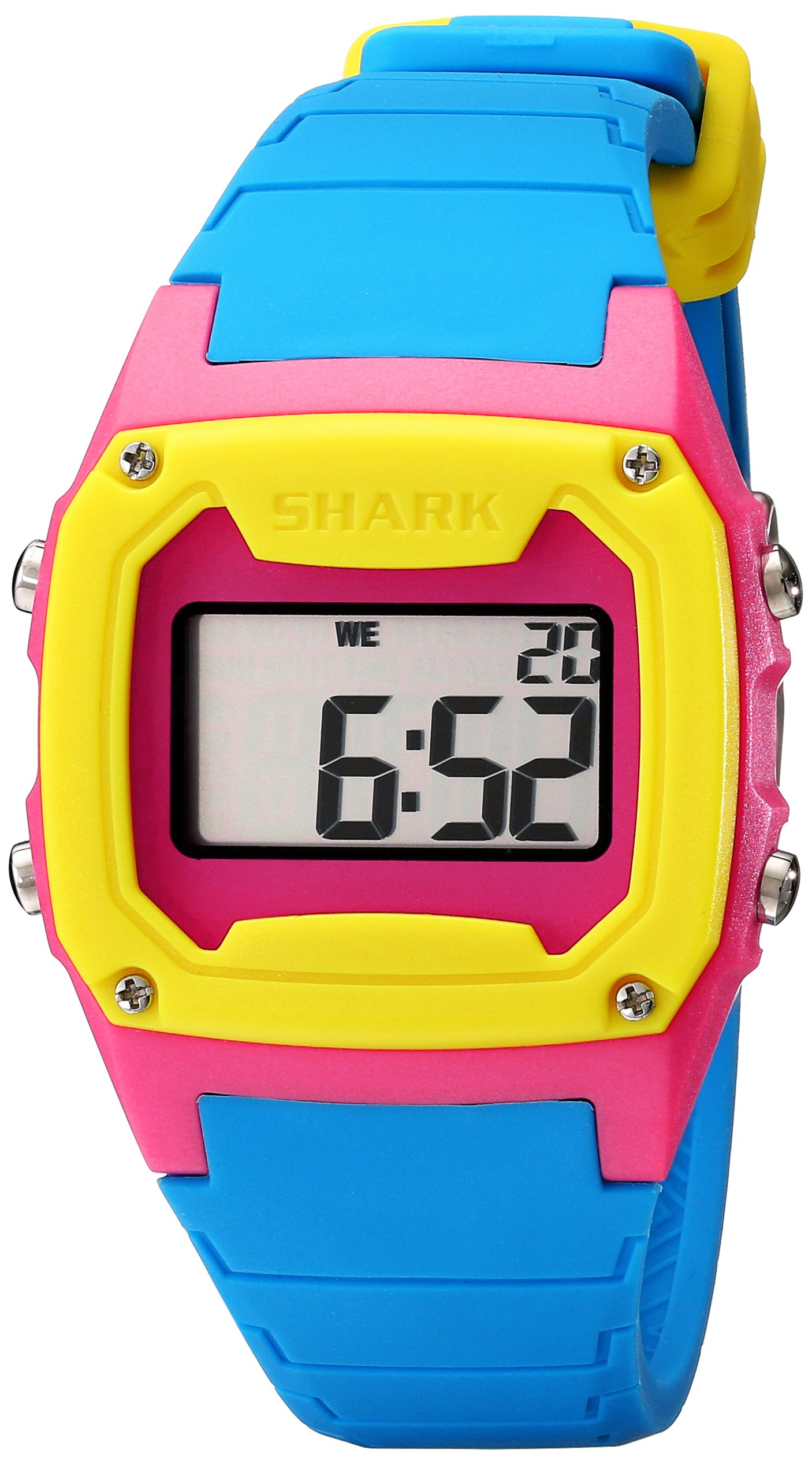 Freestyle Unisex 101810 Shark Classic Tri-Tone Digital Sport Watch by Freestyle
