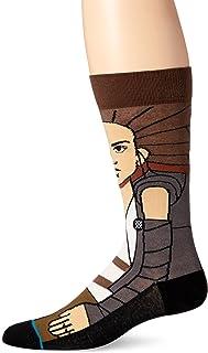 Stance Men's Star Wars Awakened Crew Socks Gray