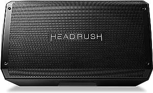 HeadRush FRFR-112 | Active 2000-Watt Full-Range, Flat-Response 12-in/2-Way Cabinet for Guitar Multi FX and Amp Modelling Processors