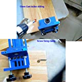 SINOCMP Doweling Jig Kit with 5 Dowel Drilling