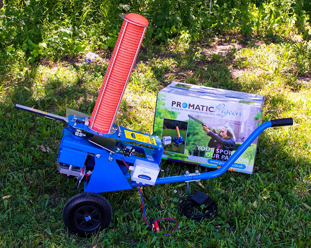Promatic Pigeon Clay Target Thrower Automatic Trap Machine Skeet by Promatic Pigeon (Image #1)