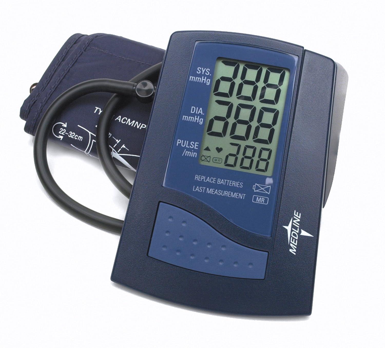 Amazon.com: Medline - Monitor digital automático de presión ...