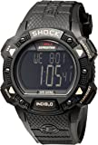 Timex Expedition Full Pusher Shock, Strap, LCD Dial - T49896