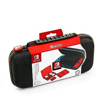 Switch Sd Karte Einlegen.Nintendo Switch Travel Case Nns40 Black Tasche Game Cases