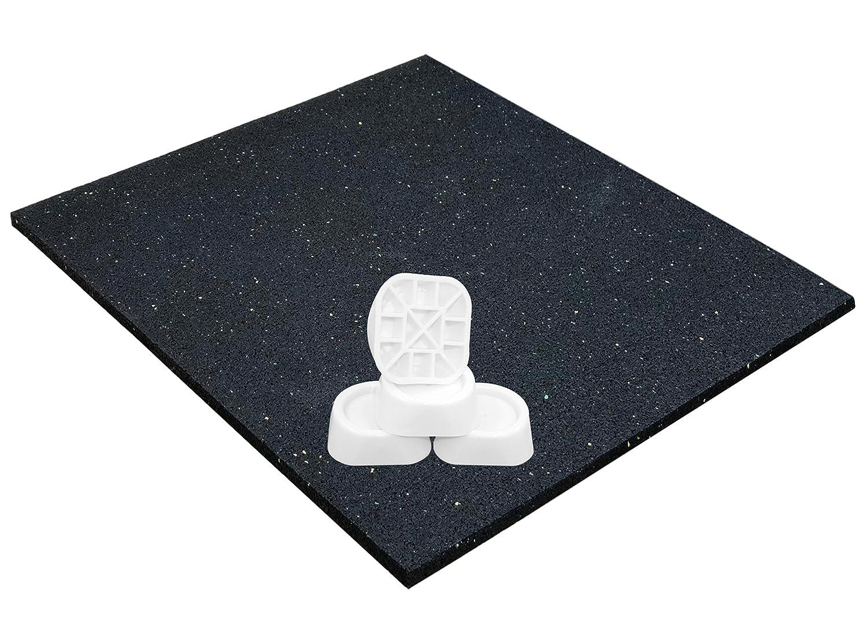 tapis anti vibrations universel pour machine laver ou. Black Bedroom Furniture Sets. Home Design Ideas