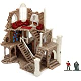 Nano Metalfigs Nanoscene Harry Potter Gryffindor Tower Collectors Environment with 2 Exclusive Figures (32 Piece)