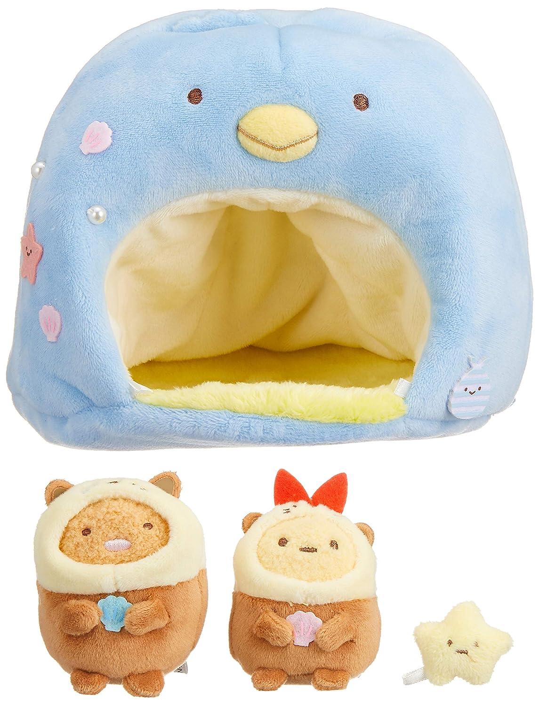 San-X Sumikko Gurashi Umikko design Sumikko House stuffed toy plush Penguin house